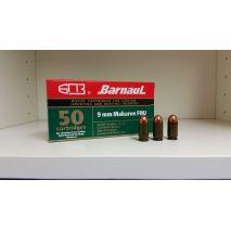 Amunicja Barnaul 9x18 Makarov